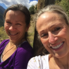 Susan Purchase and Elizabeth Stuart of the Rocky Mountain Morpheus Project