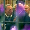 Senator Chuck Schumer and President Trump