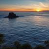 Sunset at Cape Flattery, Washington