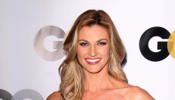 "Erin Andrews at the GQ 2013 ""Men Of The Year"" Party at Wilshire Ebell on November 12, 2013 in Los Angeles, CA"