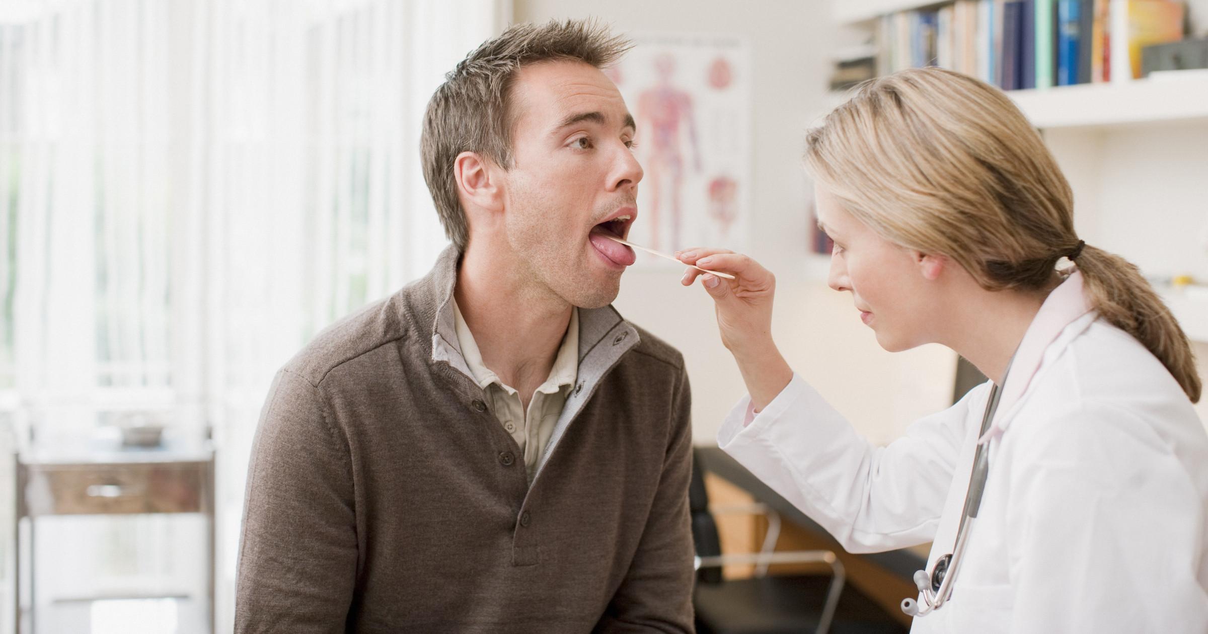 Oral Hairy Leukoplakia (OHL) - POZ