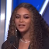 Jay-Z and Beyoné at the 2019 GLAAD Media Awards. Click to watch part of their speeches.