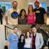Me with AnnMarie Otis of Stupid Dumb Breast Cancer, Jennifer Campisano of Booby and the Beast and Kyle Smith of CHECK 15 (aka my other half). This is the only picture from 2019 that I can say I am shown with two testicles.
