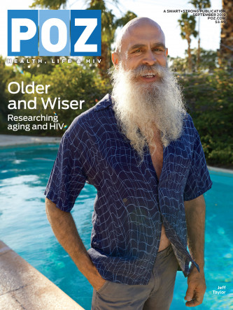 POZ September 2019 cover