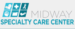 Midway Specialty Care Center Logo